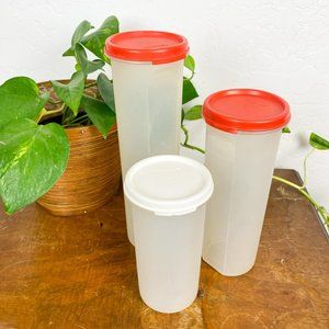 Vintage Tupperware Modular Mates Containers